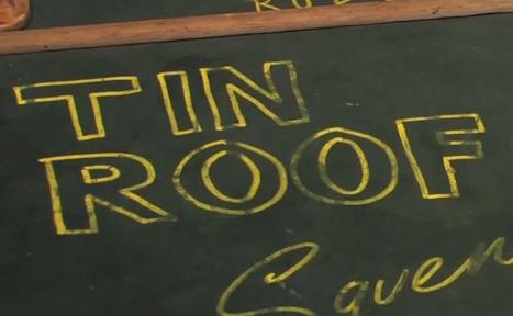Joanna Helfer Tin Roof Dundee Art In Scotland Tv